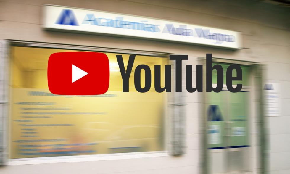 Ya tenemos canal de Youtube