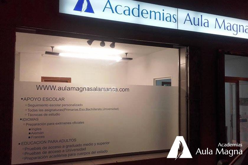 Academia Salamanca Aula Magna